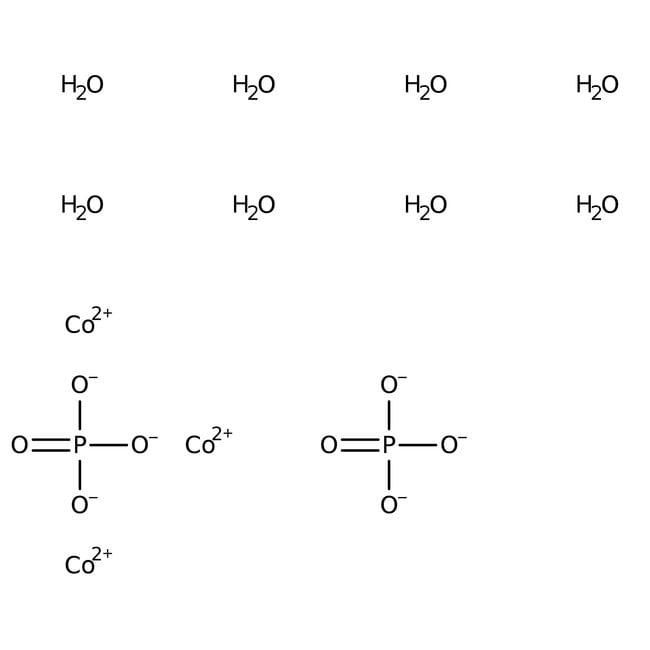 Alfa Aesar™Phosphate de cobalt(II) octahydraté 250g Alfa Aesar™Phosphate de cobalt(II) octahydraté