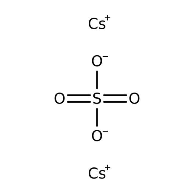 Cesium Sulfate, Ultra High Purity, 99.9%, Spectrum