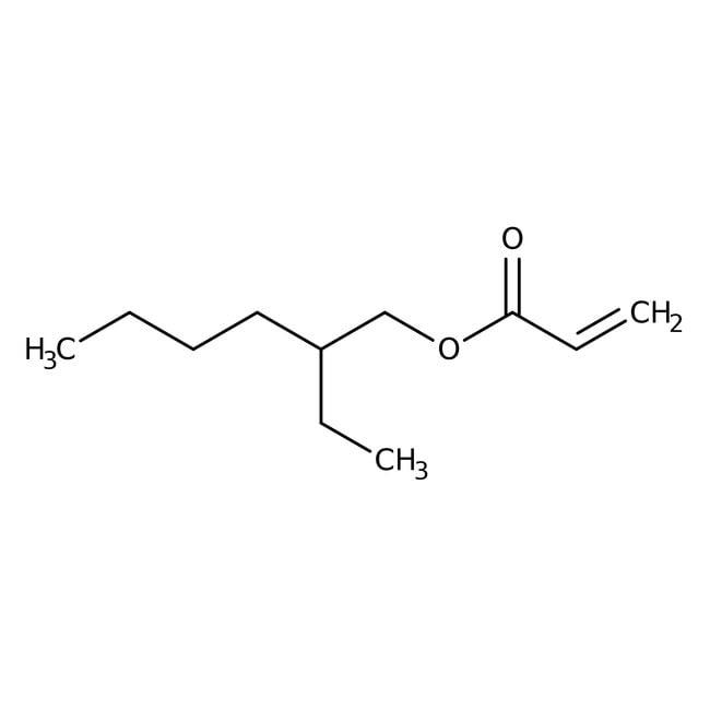 2-Ethylhexyl acrylate, 99+%, stabilized, ACROS Organics™ 2.5kg; Plastic jerry can 2-Ethylhexyl acrylate, 99+%, stabilized, ACROS Organics™
