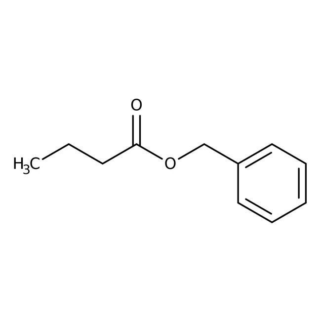 Alfa Aesar™Butirato de bencilo, 98 % 50g Alfa Aesar™Butirato de bencilo, 98 %