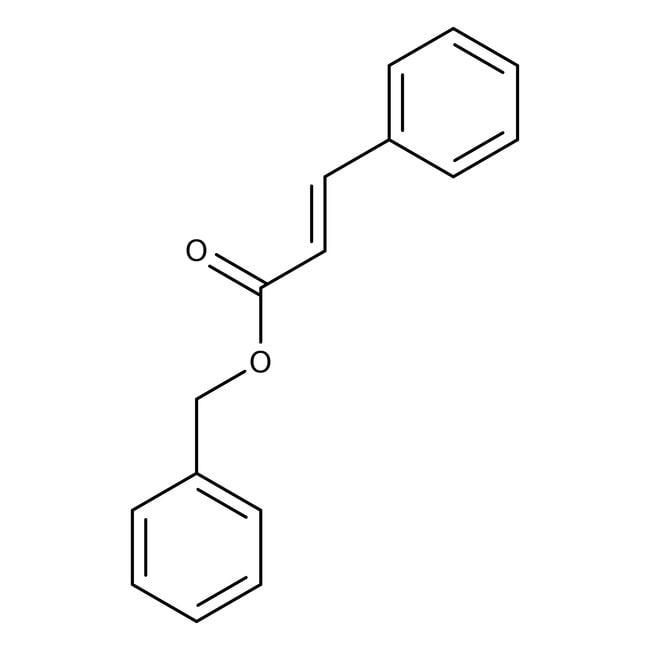 Benzyl cinnamate, 99%, ACROS Organics™ 500g; Glass bottle Benzyl cinnamate, 99%, ACROS Organics™
