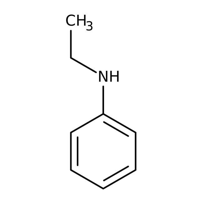 N-Ethylaniline, 98%, ACROS Organics™