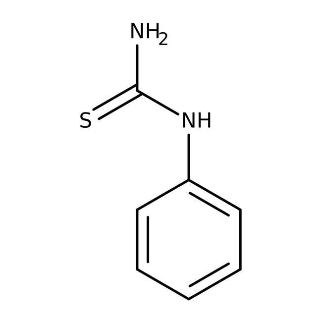1-Phenyl-2-thiourea, 97%, ACROS Organics™