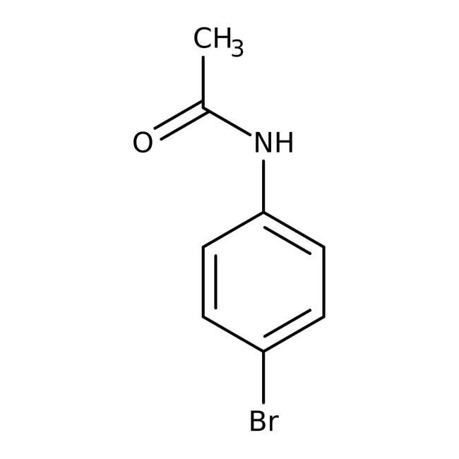 4'-Bromoacetanilide, 98%, ACROS Organics