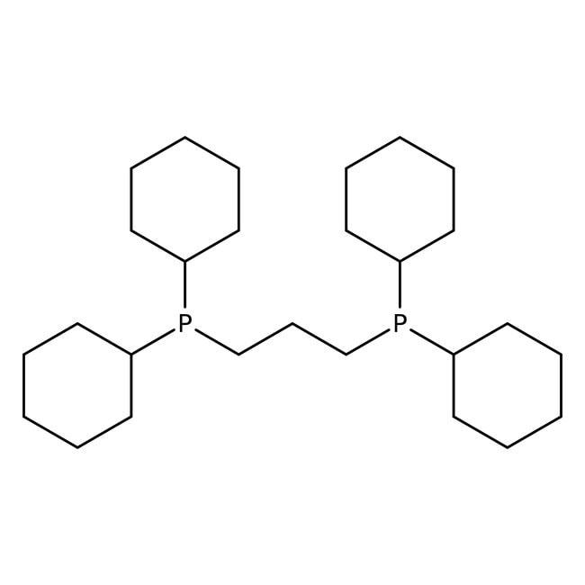 1,3-bis(dicyclohexylphosphino)propane, 95%, ACROS Organics