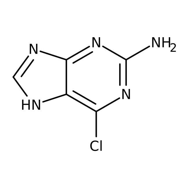 2-Amino-6-chloropurine, 99+%, ACROS Organics™