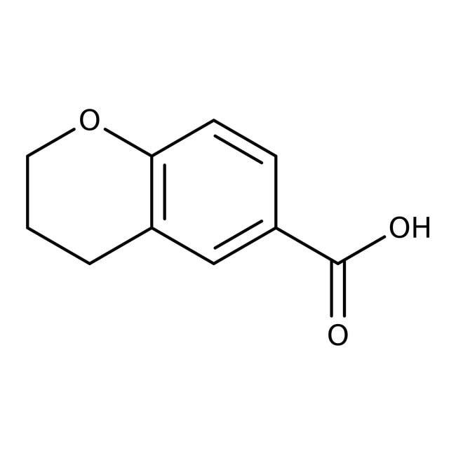 Chroman-6-carboxylic acid, 97%, Maybridge™