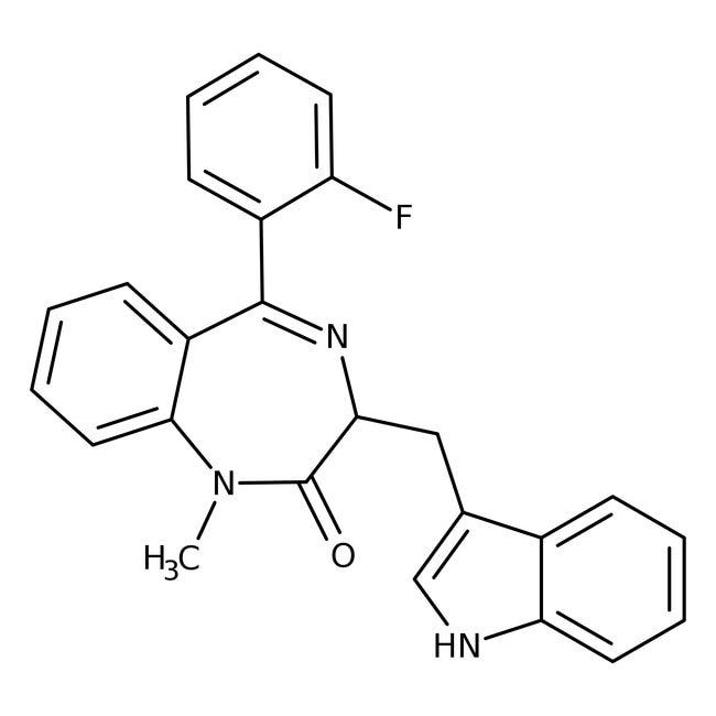 L-364,373, Tocris Bioscience™ 50mg L-364,373, Tocris Bioscience™
