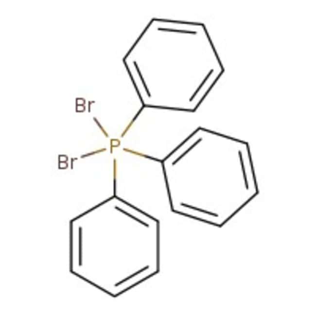 Triphenylphosphine dibromide, ca. 33% bromine, ACROS Organics™