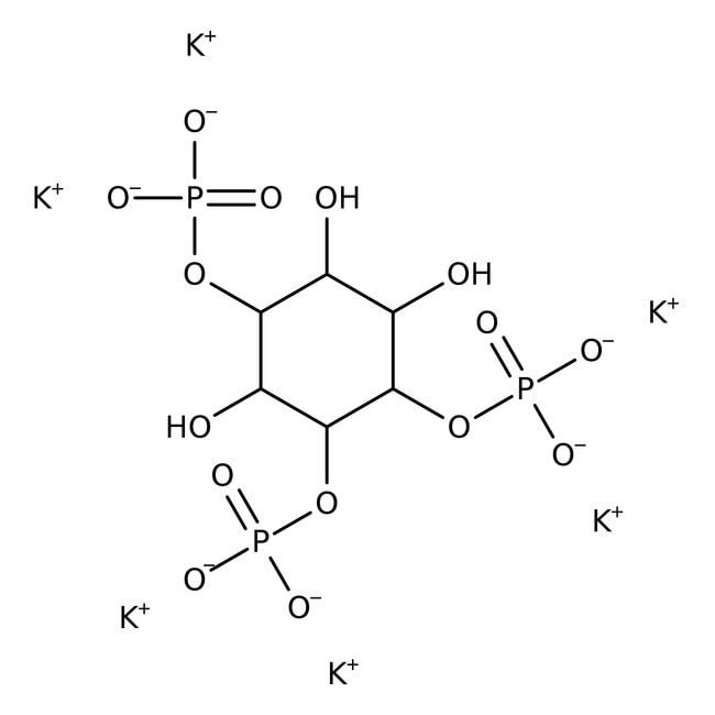 D-myo-Inositol 1,4,5-trisphosphate, hexapotassium salt, Tocris Bioscience