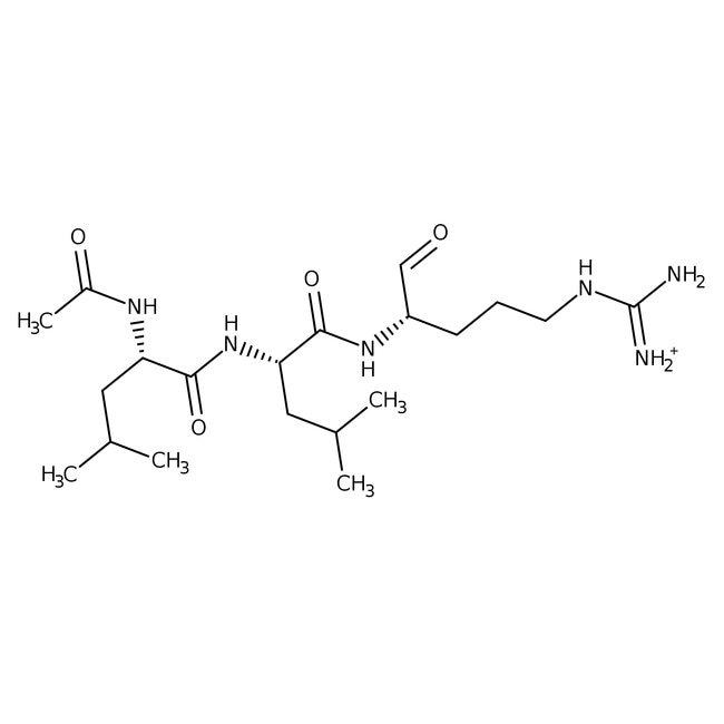 Alfa Aesar™Leupeptin hemisulfate 25mg Alfa Aesar™Leupeptin hemisulfate