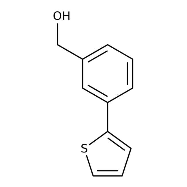 (3-Thien-2-ylphenyl)methanol, ≥97%, Maybridge™: Benzene and substituted derivatives Benzenoids