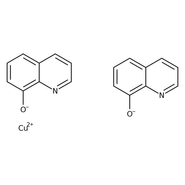 8-Hydroxyquinoline Copper Salt, Approx. 98%, Spectrum™