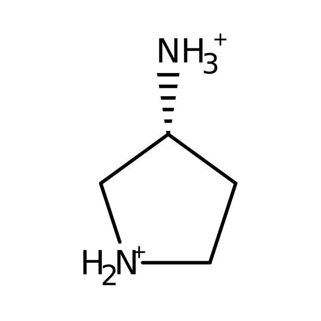3-Aminopyrrolidine dihydrochloride, 98%, ACROS Organics™