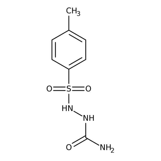 Alfa Aesar™p-Toluenesulfonyl semicarbazide, 95% 100g Alfa Aesar™p-Toluenesulfonyl semicarbazide, 95%