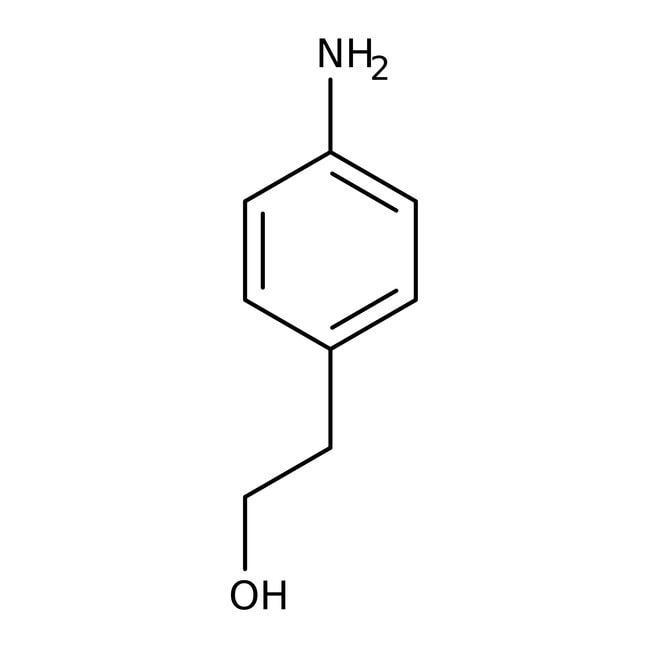 4-Aminophenethyl alcohol, 97%, ACROS Organics™