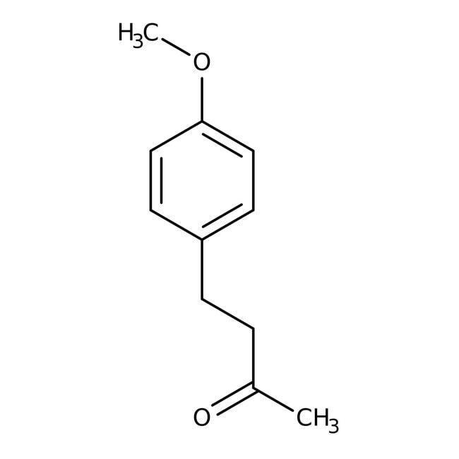 Alfa Aesar™4-(4-Metoxifenil)-2-butanona, 99% 250g Alfa Aesar™4-(4-Metoxifenil)-2-butanona, 99%