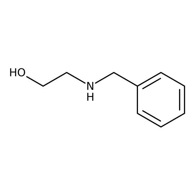 Alfa Aesar™N-benciletanolamina, 96 % 500g Alfa Aesar™N-benciletanolamina, 96 %