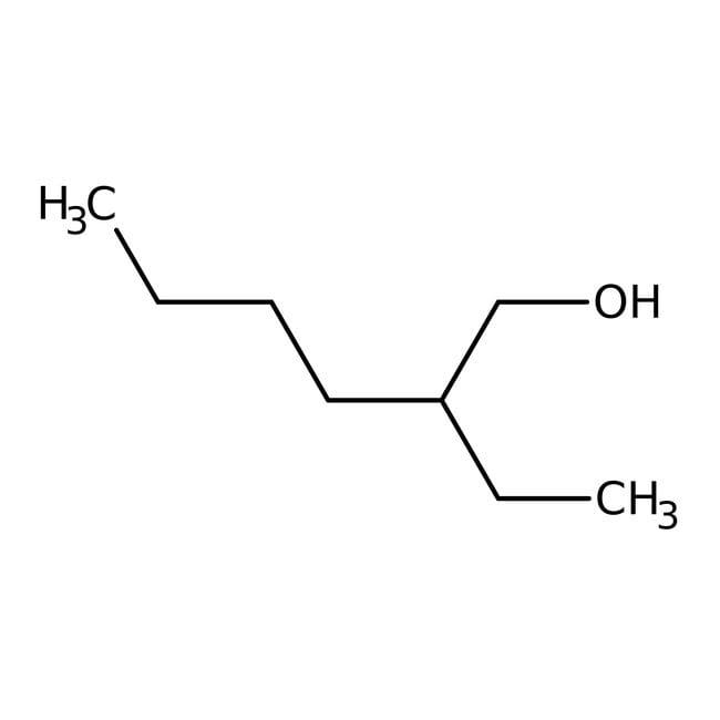 2-Ethyl-1-hexanol, 99%, ACROS Organics™ 25L; Metal drum 2-Ethyl-1-hexanol, 99%, ACROS Organics™