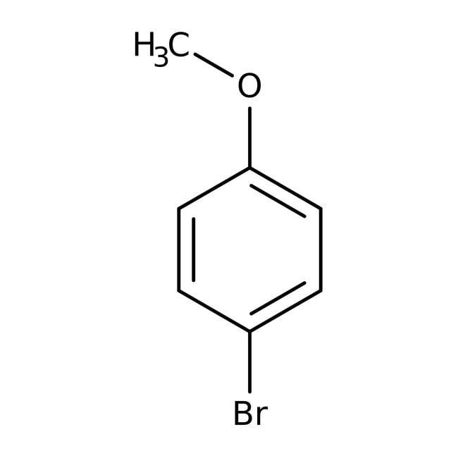 4-Bromoanisole, 98%, ACROS Organics™