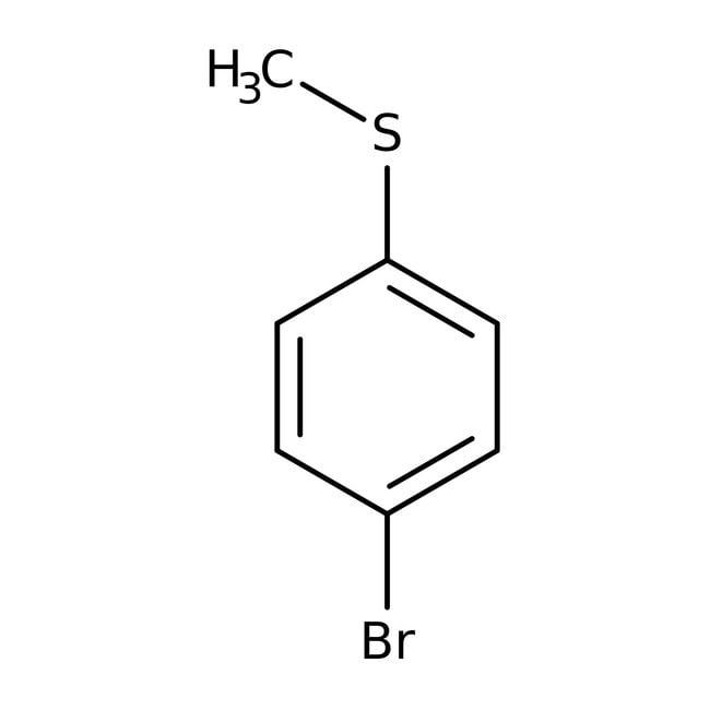 4-Bromothioanisole, 97%, ACROS Organics™