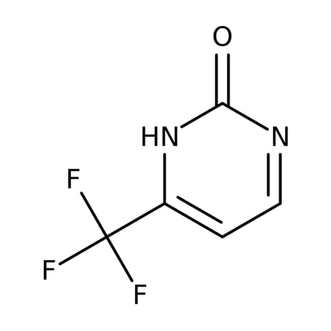 Alfa Aesar™ 2-Hydroxy-4-(trifluoromethyl)pyrimidine, 99% 5g Alfa Aesar™ 2-Hydroxy-4-(trifluoromethyl)pyrimidine, 99%