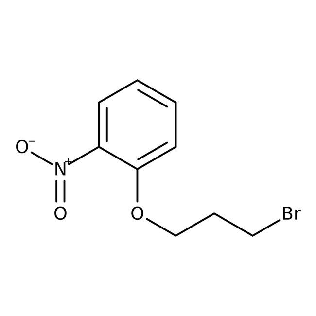 1-(3-bromopropoxy)-2-nitrobenzene, 90+%, ACROS Organics