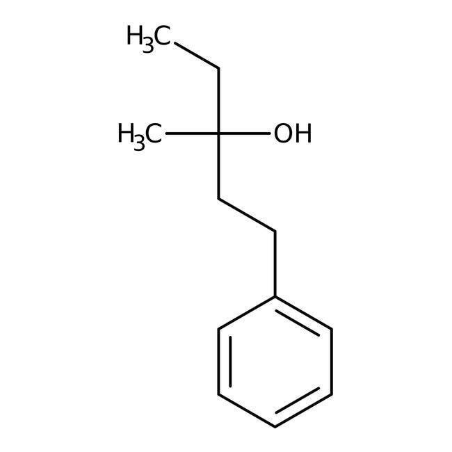 3-Methyl-1-phenyl-3-pentanol 98.0+%, TCI America™