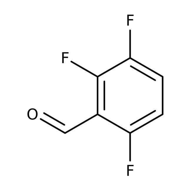 2,3,6-Trifluorobenzaldehyde, 97%, ACROS Organics™ 1g; Glass bottle 2,3,6-Trifluorobenzaldehyde, 97%, ACROS Organics™