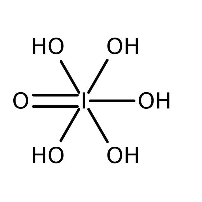 Periodic acid, 99+%, extra pure, ACROS Organics