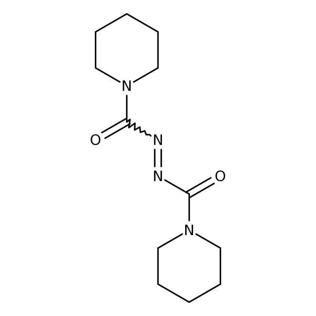 1,1 -(Azodicarbonyl)dipiperidine 98.0 %, TCI America