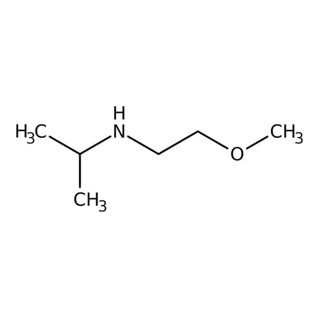 N-(2-Methoxyethyl)isopropylamine 98.0+%, TCI America™