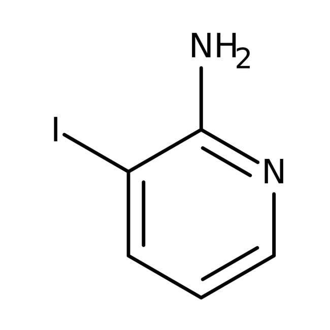 2-Amino-3-iodopyridine, 97%, ACROS Organics™