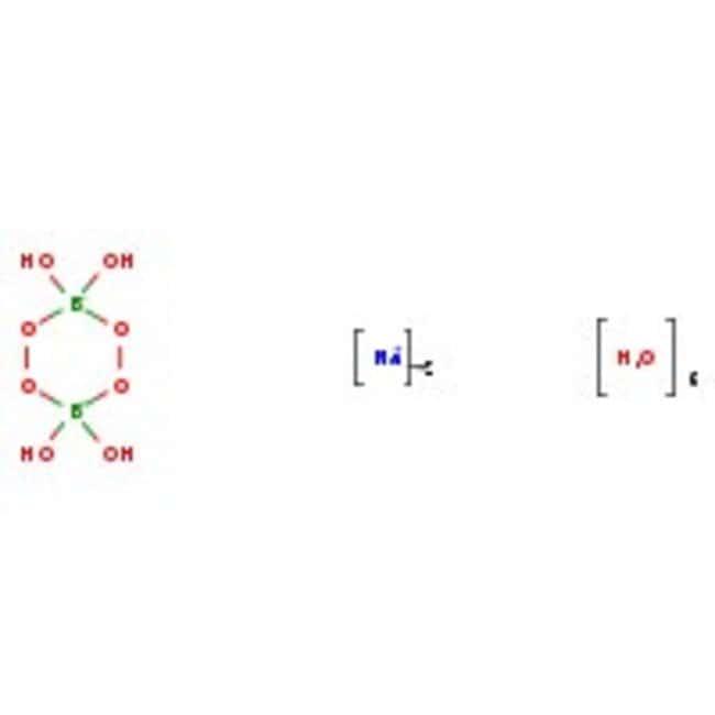 Alfa Aesar™Tetrahidrato de perborato de sodio, 97% 100g Alfa Aesar™Tetrahidrato de perborato de sodio, 97%