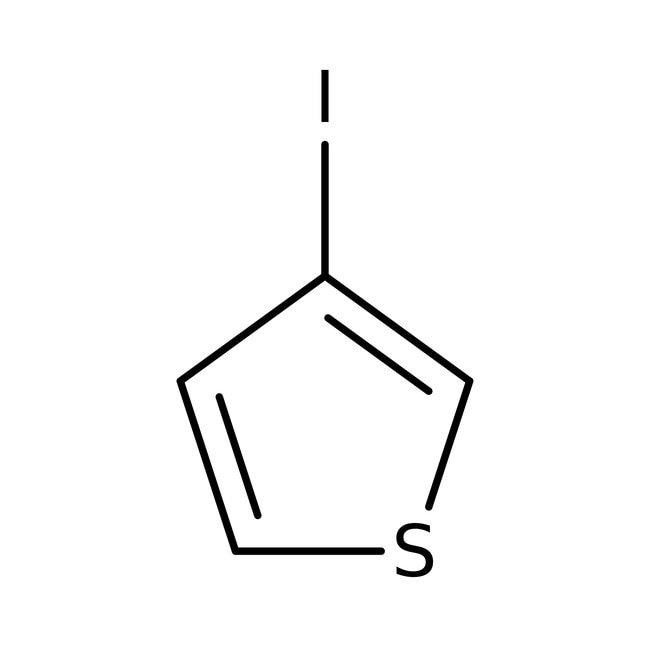 3-Iodothiophene, 97%, ACROS Organics™ 1g 3-Iodothiophene, 97%, ACROS Organics™