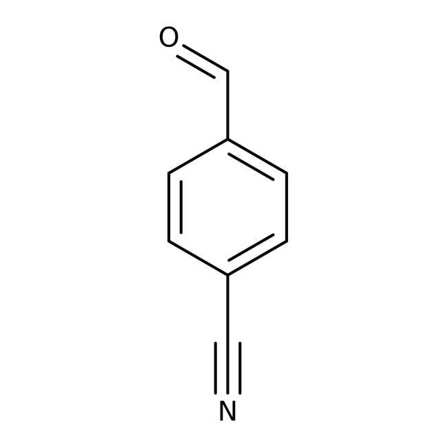 Alfa Aesar™4-Cianobenzaldehído, +98% 100g Alfa Aesar™4-Cianobenzaldehído, +98%
