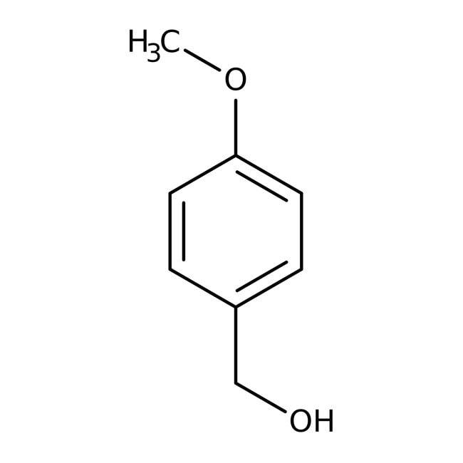 4-Methoxybenzyl alcohol, 98%, ACROS Organics™ 500g; Glass bottle 4-Methoxybenzyl alcohol, 98%, ACROS Organics™
