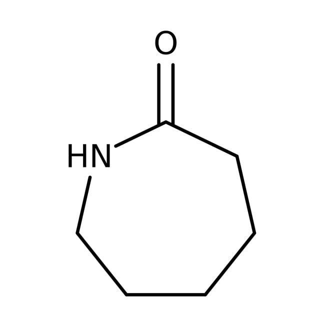 ε-Caprolactam, 99+%, ACROS Organics™ 100g; Plastic bottle ε-Caprolactam, 99+%, ACROS Organics™