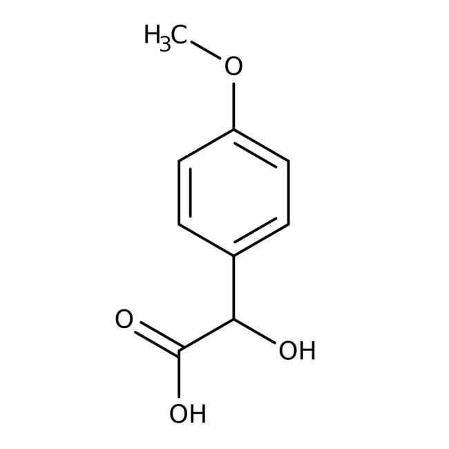 DL-4-Methoxymandelic Acid 98.0+%, TCI America™