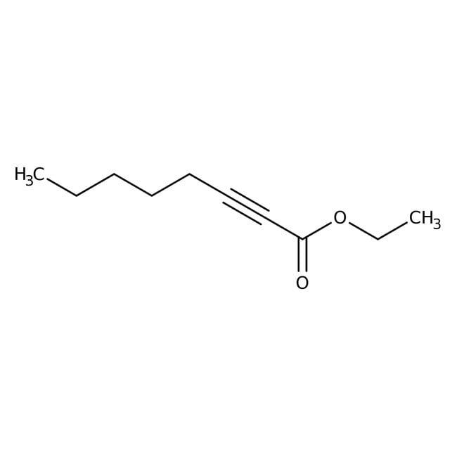 Alfa Aesar  Ethyl 2-octynoate, 98%