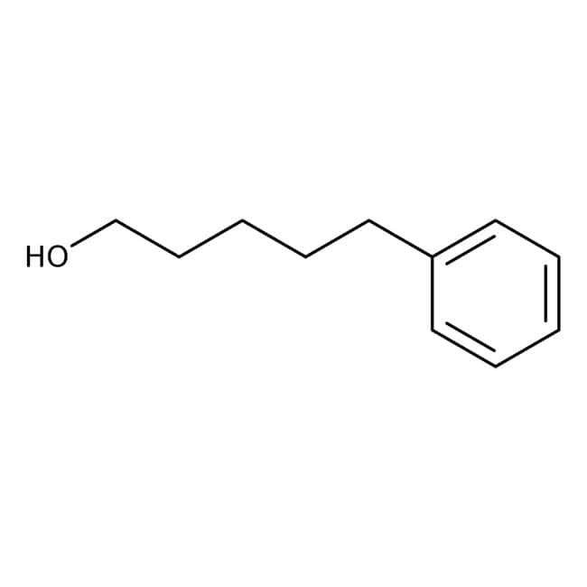5-Phenyl-1-pentanol, 98%, ACROS Organics