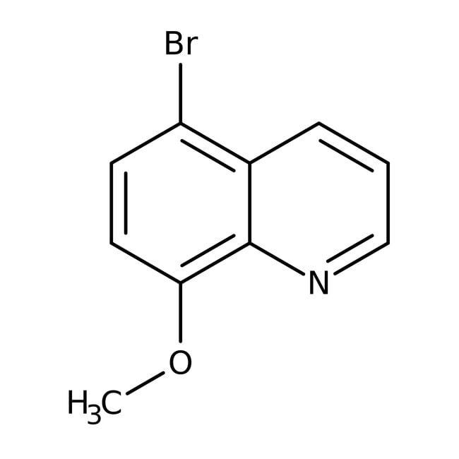Alfa Aesar™5-Bromo-8-methoxyquinoline, 96%
