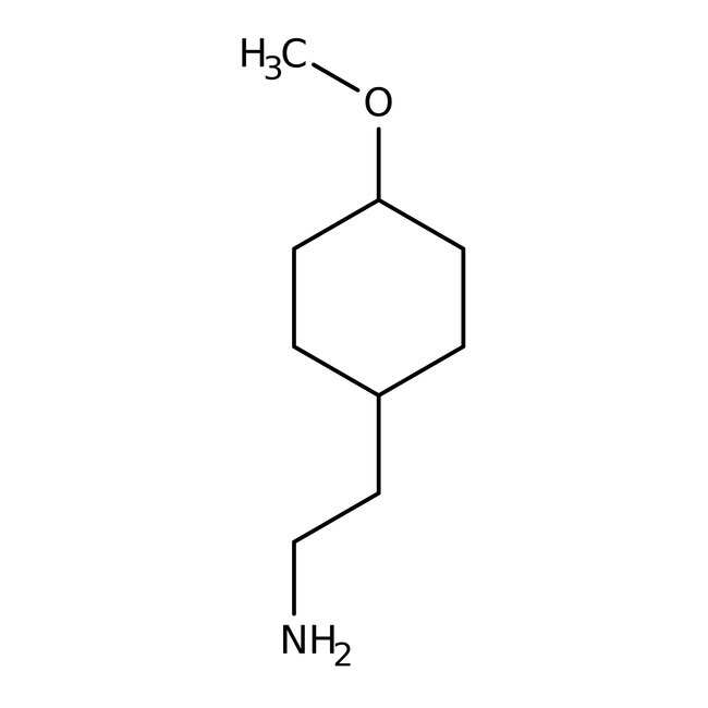 2-(4-Methoxycyclohexyl)ethylamine (cis- and trans- mixture) 98.0+%, TCI America™