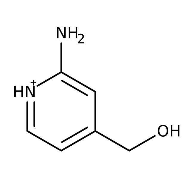 (2-Aminopyrid-4-yl)methanol, 97%, ACROS Organics™