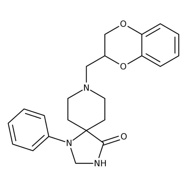 Spiroxatrine, Tocris Bioscience