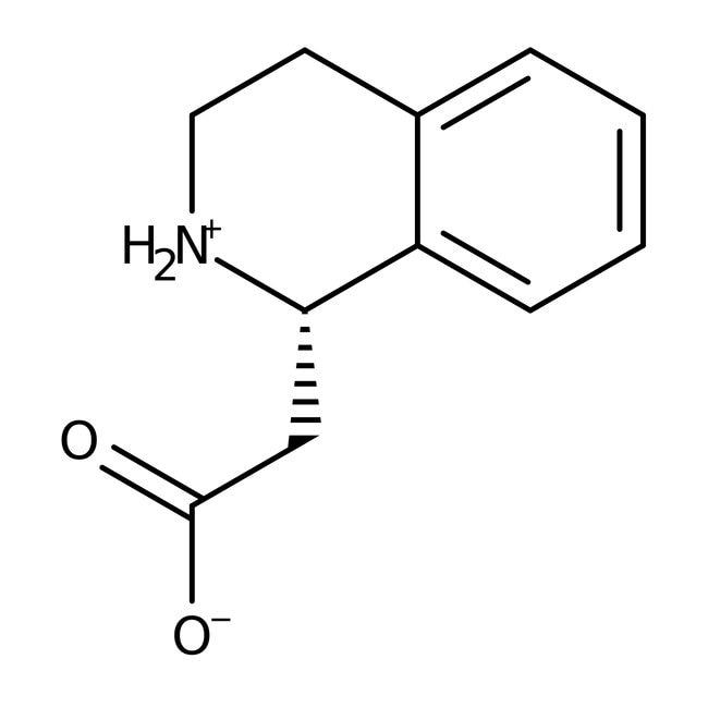 1,2,3,4-Tetrahydroisoquinoline-1-acetic acid, 98%, ACROS Organics