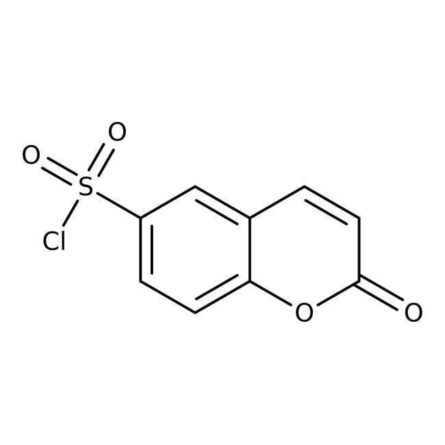 Alfa Aesar™Coumarin-6-sulfonyl chloride, 97%