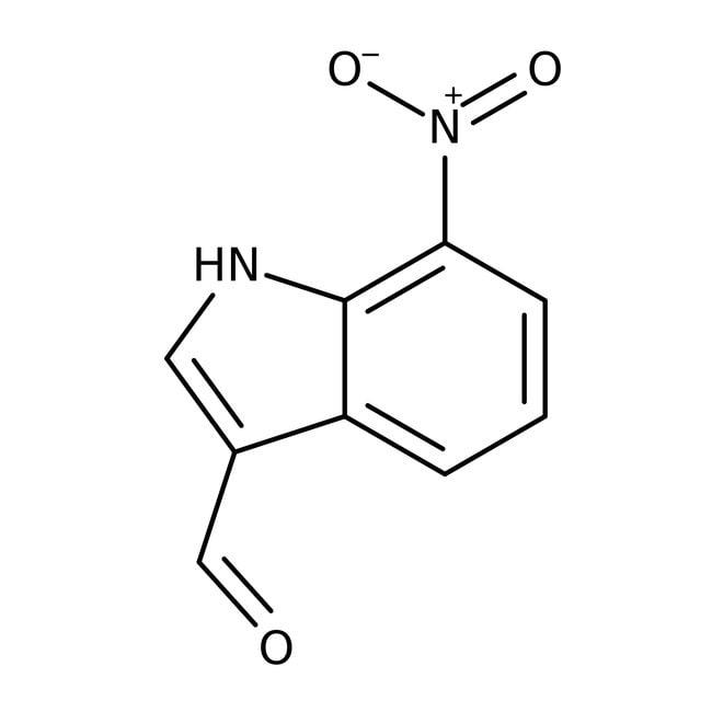 Alfa Aesar  7-Nitroindole-3-carboxaldehyde, 97%