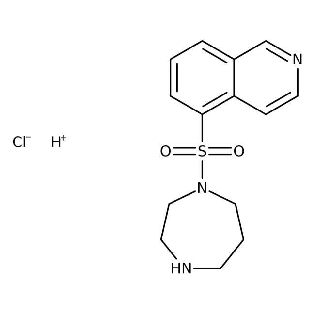 Fasudil hydrochloride, Tocris Bioscience