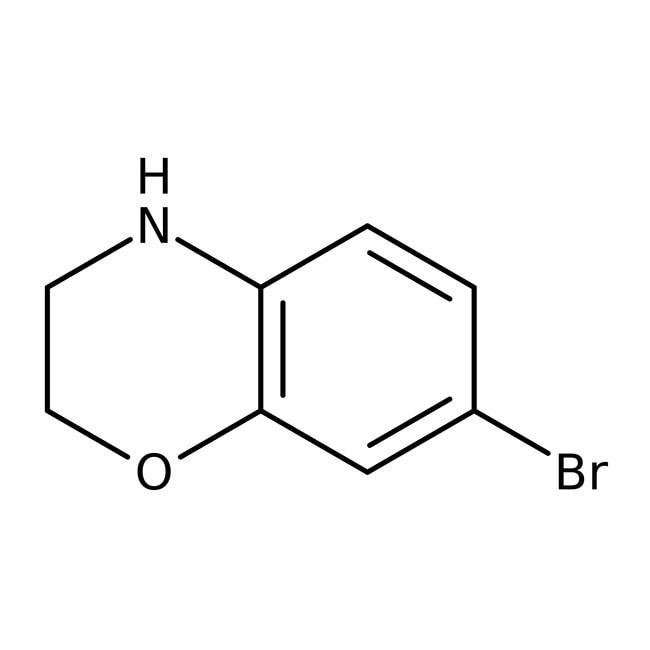 Alfa Aesar™7-Bromo-3,4-dihydro-2H-1,4-benzoxazine, 97%